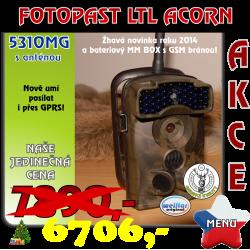 Fotopast LTL ACORN 5310MG s anténou CZ