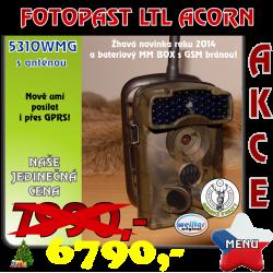 Fotopast LTL ACORN 5310WMG s anténou CZ