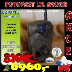 Fotopast LTL ACORN 6210MG s anténou CZ