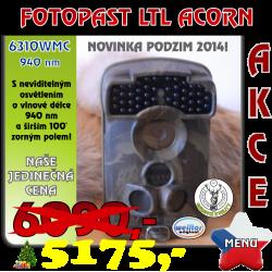Fotopast LTL ACORN 6310WMC 940 nm CZ