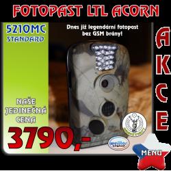 Fotopast LTL ACORN 5210MC standard CZ