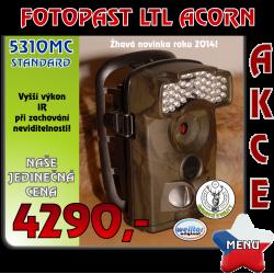 Fotopast LTL ACORN 5310MC standard CZ