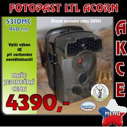 Fotopast LTL ACORN 5310MC 940 nm CZ