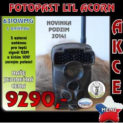 Fotopast LTL ACORN 6310WMG s anténou CZ